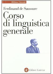 Corso di linguistica generale di Ferdinand de Saussure
