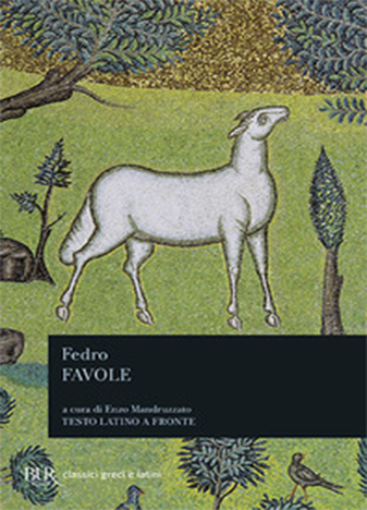 Favole. Testo latino a fronte di Fedro
